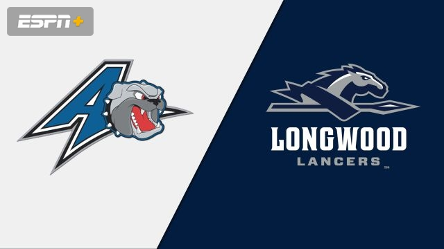 UNC Asheville vs. Longwood (M Basketball)
