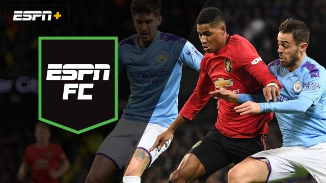 Tue, 1/7 - ESPN FC: A one-sided Manchester derby