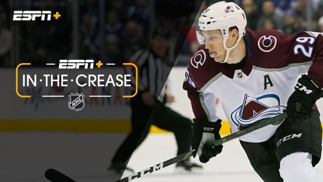 Thu, 12/5 - In the Crease: MacKinnon scores in 5th straight