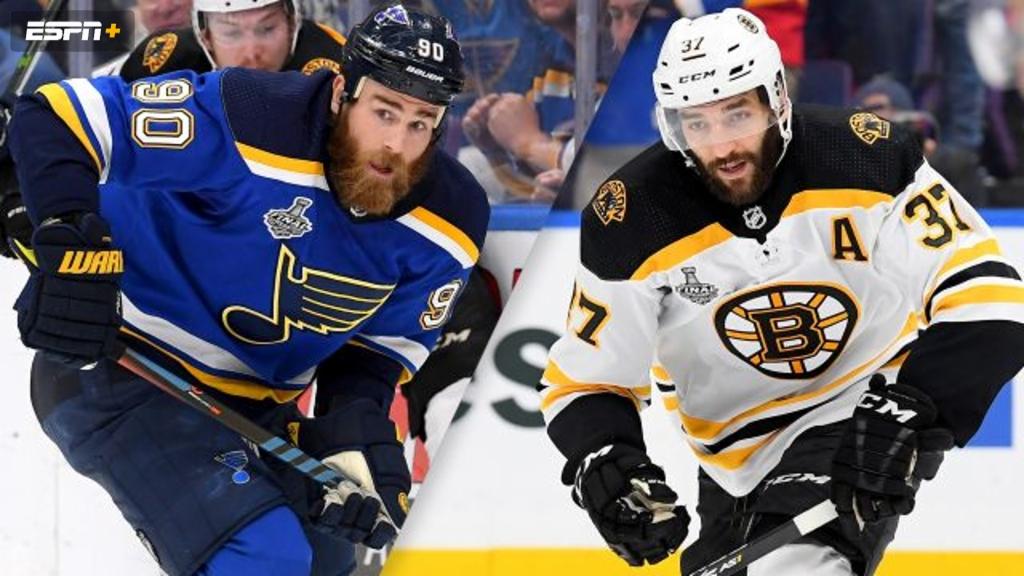 St. Louis Blues vs. Boston Bruins (Game #7)