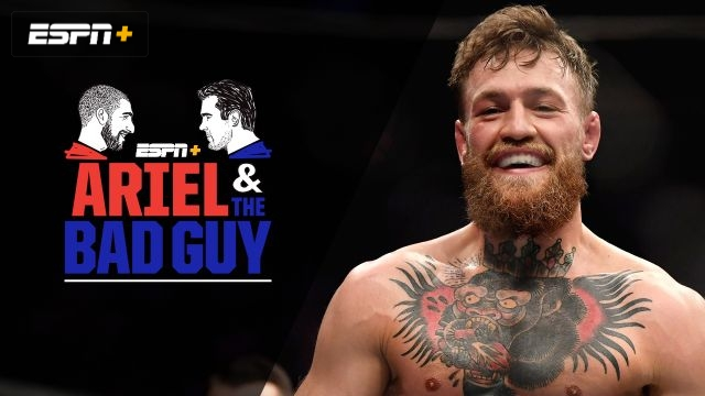 Wed, 1/1 – Ariel and the Bad Guy: Everything Conor vs. Cowboy