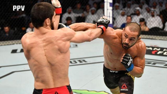 UFC 242: Makhachev vs. Ramos