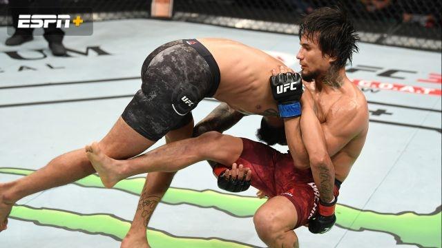 In Spanish - UFC Fight Night: Rodriguez vs. Stephens (Prelims)
