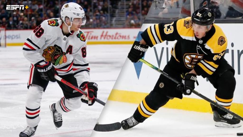 Chicago Blackhawks vs. Boston Bruins