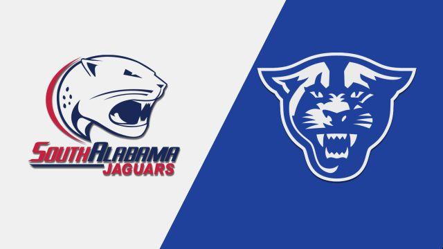 South Alabama vs. Georgia State (M Basketball)