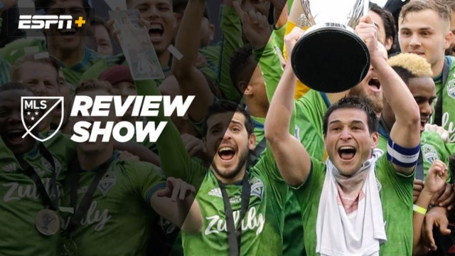 Mon, 3/16 MLS Review: Revisiting Sounders' MLS Cup win