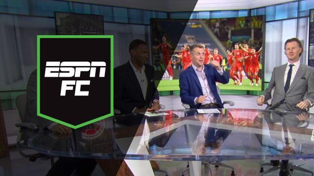 Tue, 7/3 - ESPN FC