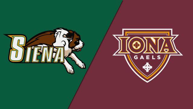 Siena vs. Iona (W Volleyball)