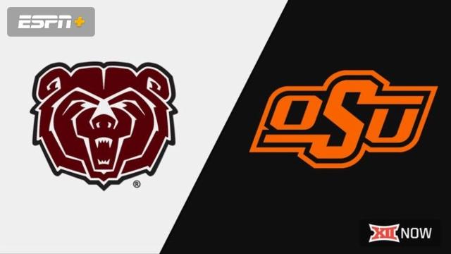 Missouri State vs. #12 Oklahoma State (Softball)