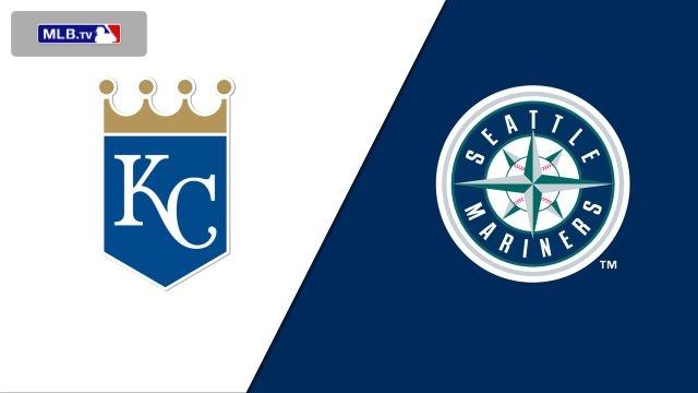 Kansas City Royals vs. Seattle Mariners