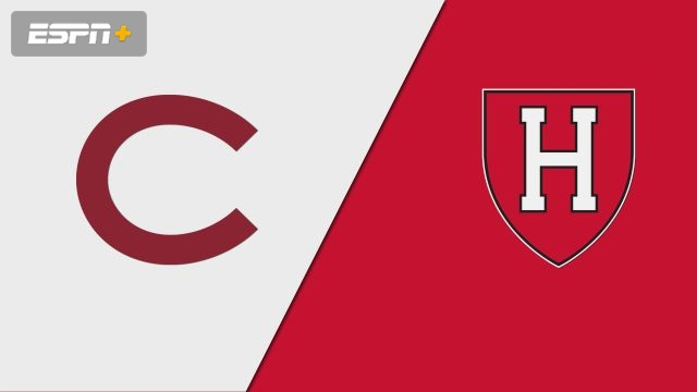 Colgate vs. #9 Harvard (M Hockey)