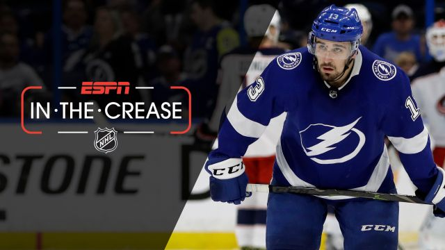 Sat, 4/13 - In the Crease: Lightning look to even series