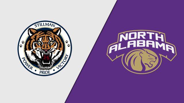 Stillman vs. North Alabama (W Basketball)