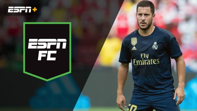 Fri, 7/26 - ESPN FC: Real Madrid revival?