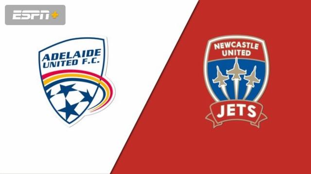Adelaide United vs. Newcastle Jets (W-League)