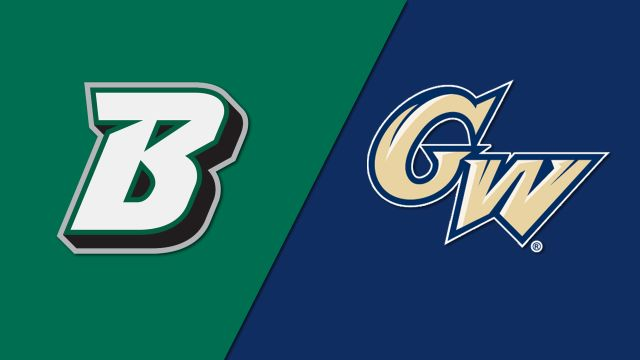 Binghamton vs. George Washington (M Soccer)