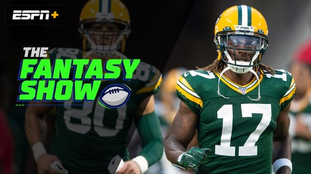 Mon, 8/19 - The Fantasy Show: 2019 WR Special