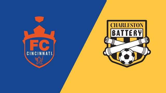 FC Cincinnati vs. Charleston Battery