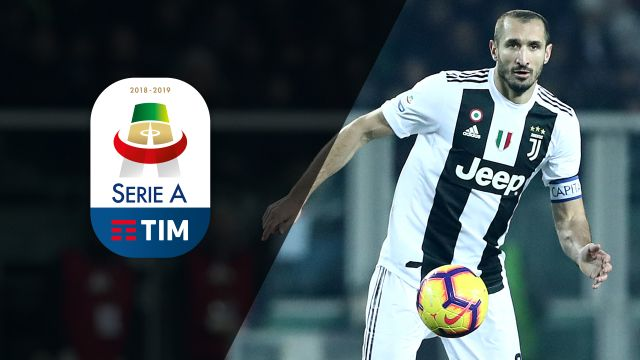 Sun, 12/16 - Serie A Weekly: Juventus, Torino rivalry