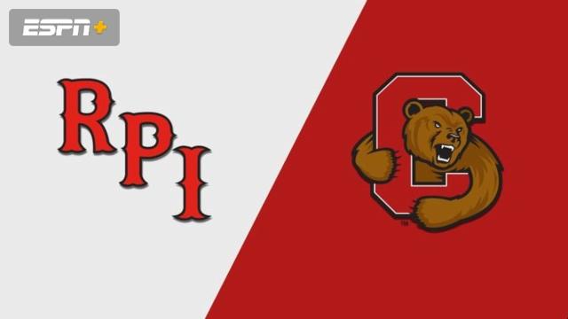 Rensselaer vs. #2 Cornell (M Hockey)
