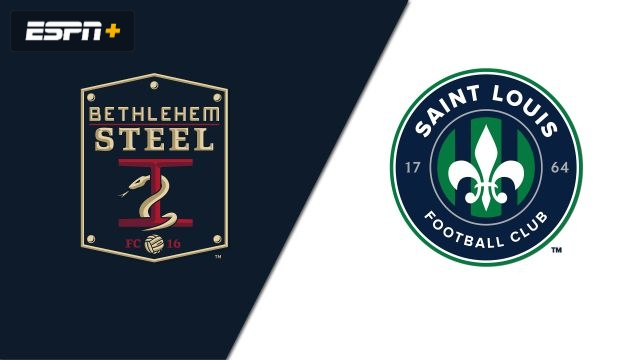 Bethlehem Steel FC vs. Saint Louis FC (USL Championship)