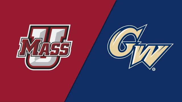 UMass vs. George Washington (M Basketball)