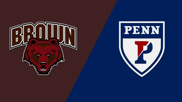 Brown vs. Pennsylvania (Softball)