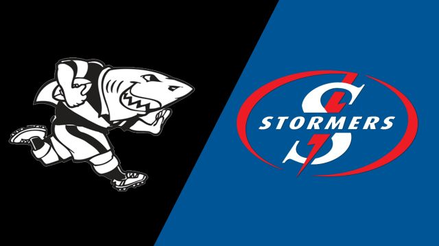 Sharks vs. Stormers (Super Rugby)