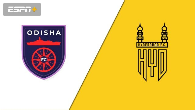 Odisha FC vs. Hyderabad