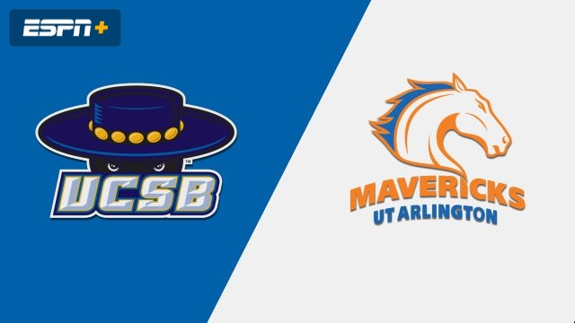 UC Santa Barbara vs. UT Arlington (M Basketball)