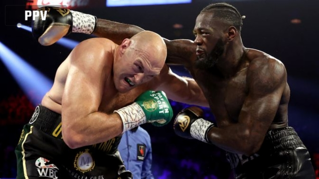 Deontay Wilder vs. Tyson Fury II (Main Card)