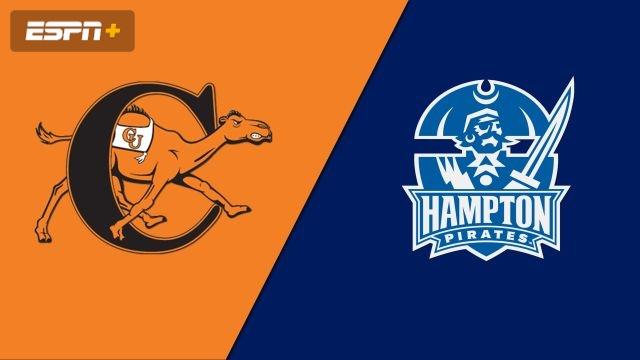Campbell vs. Hampton (M Basketball)