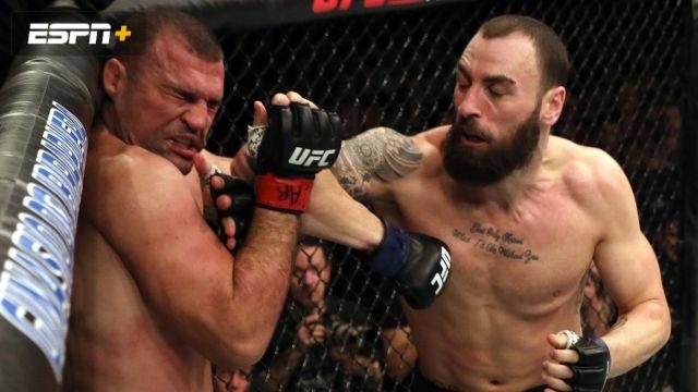 In Spanish - UFC Fight Night: Blachowicz vs. Jacare (Main Card)