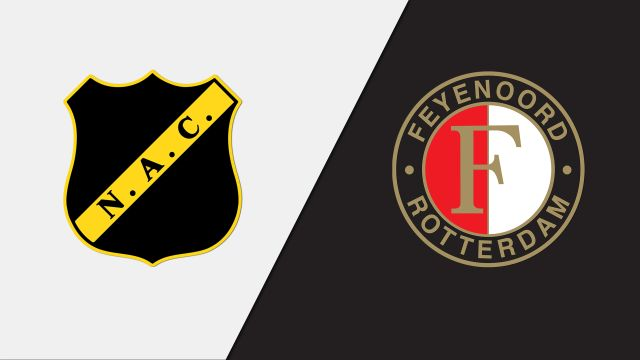 NAC Breda vs. Feyenoord (Eredivisie)