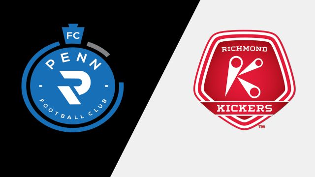 Penn FC vs. Richmond Kickers