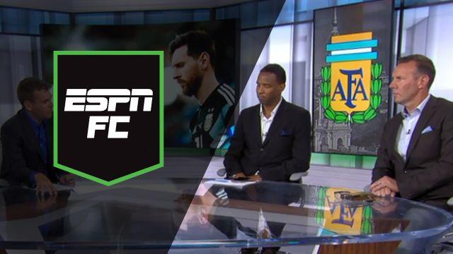 Mon, 6/25 - ESPN FC