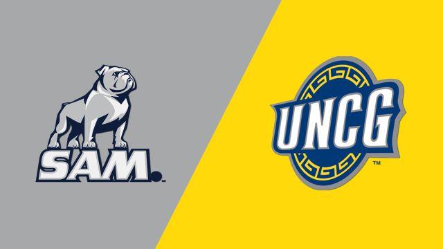 Samford vs. UNC Greensboro (Baseball)