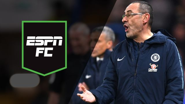 Wed, 4/3 - ESPN FC: Sarri searches for answers