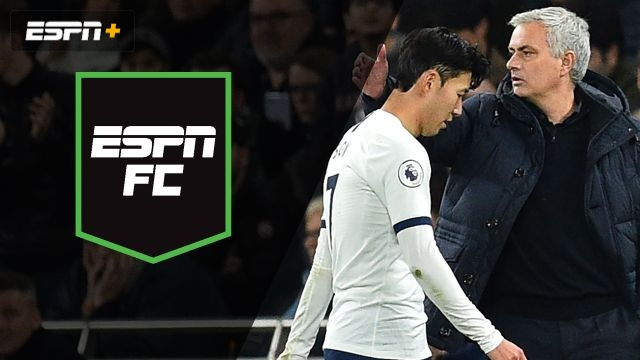 Mon, 12/23 - ESPN FC: Mourinho angry about Son's red