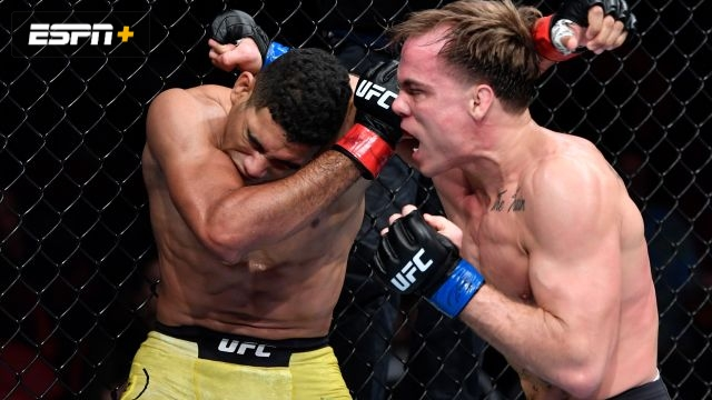 Herbert Burns vs. Nate Landwehr (UFC Fight Night: Blaydes vs. Dos Santos)