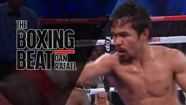 Tue, 7/10 - The Boxing Beat with Dan Rafael