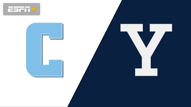 Columbia vs. Yale (W Volleyball)