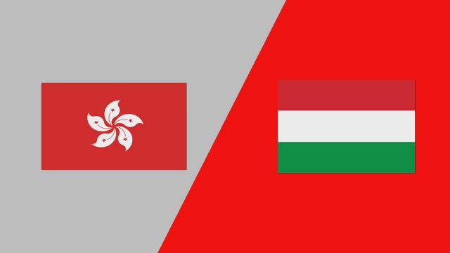 Hong Kong vs. Hungary (2018 FIL World Lacrosse Championships)