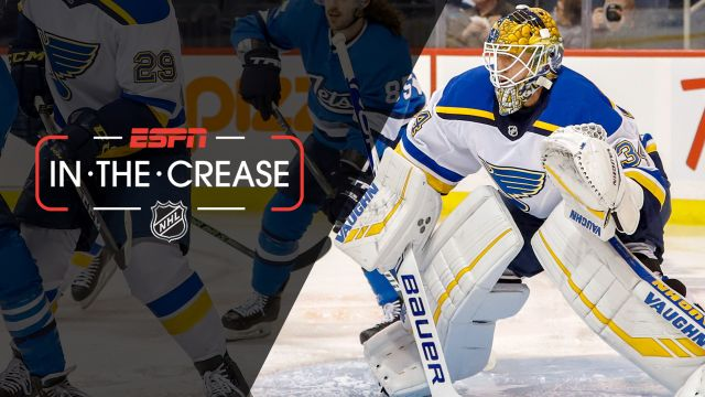 Fri, 12/7 - In the Crease: Allen and Blues shut out Jets