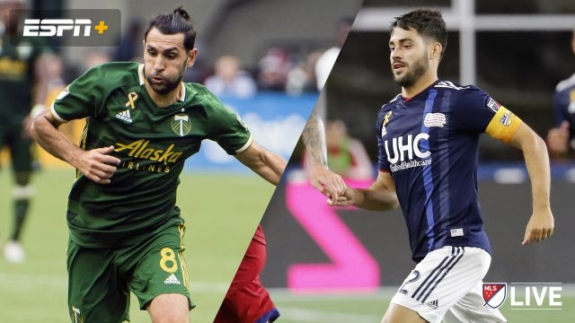 Portland Timbers vs. New England Revolution (MLS)