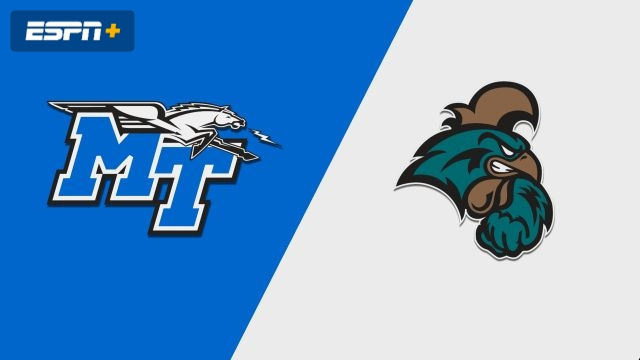Middle Tennessee State vs. Coastal Carolina (M Basketball)