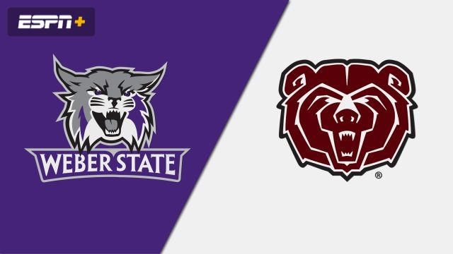 Weber State vs. Missouri State (W Volleyball)