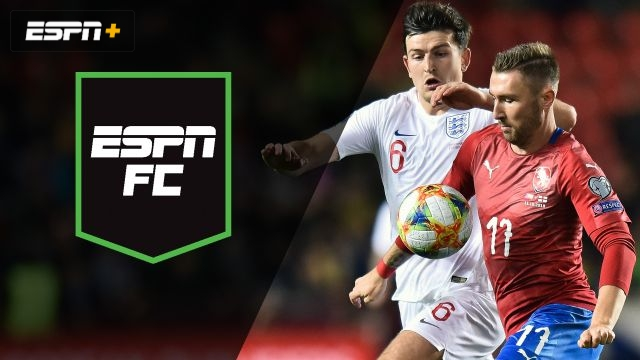 Fri, 10/11 - ESPN FC: Thriller in Euro qualifier