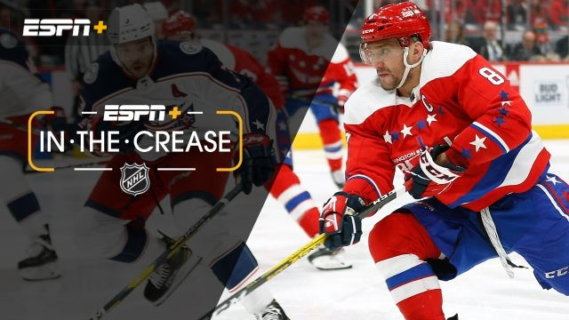 Tue, 12/10 - In the Crease: Ovechkin scores career goal 679