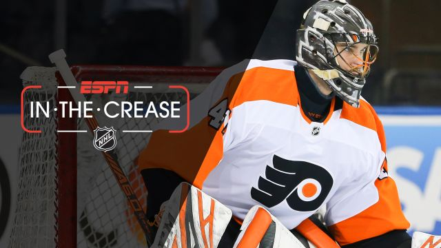 Tue, 1/29 - In the Crease: Stolarz shuts out Rangers in return from injury